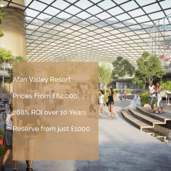 Afan Valley Investment Feature Image