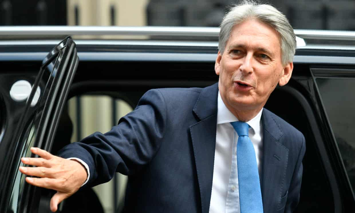 2018 autumn budget predilections picture of Philip hammond
