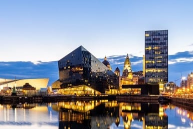 Liverpool Property Investment Docks