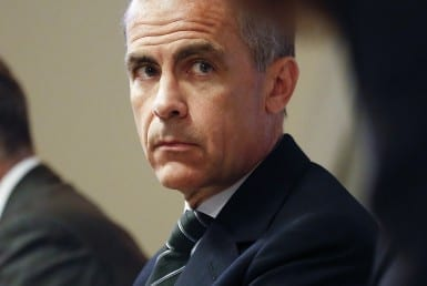 Mark Carney BOE Govenor on Brexits House Prices