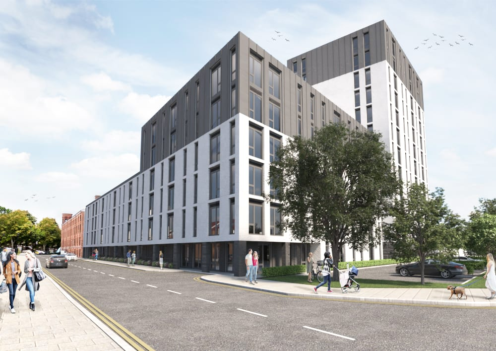 Summer Hill One BHM Birmingham Development Feature Image