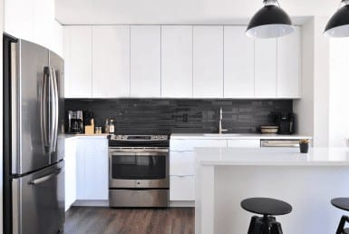 Tameway Tower Kitchen Example