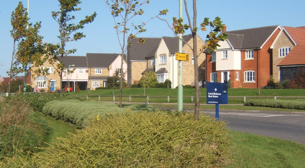 Housing Scheme in UK