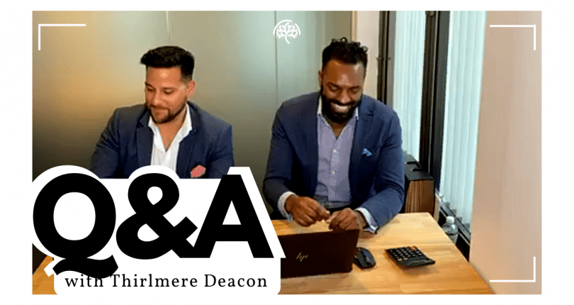 Thrilmere Deacon Q and A #002