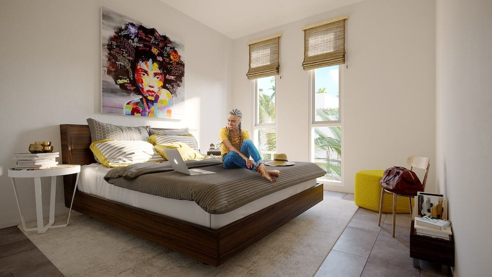 The Soul Master Bedroom
