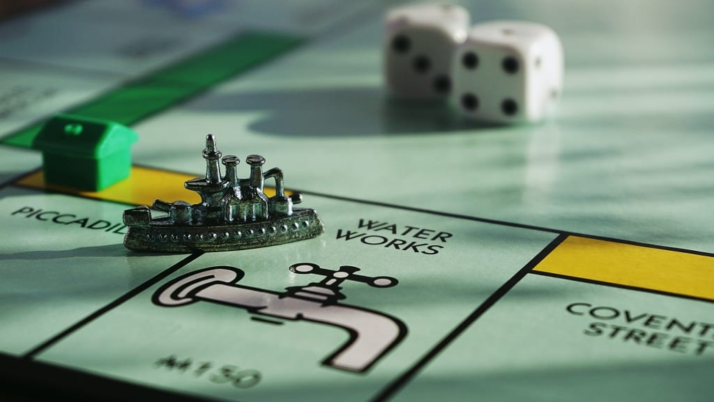 Monopoly Board Property